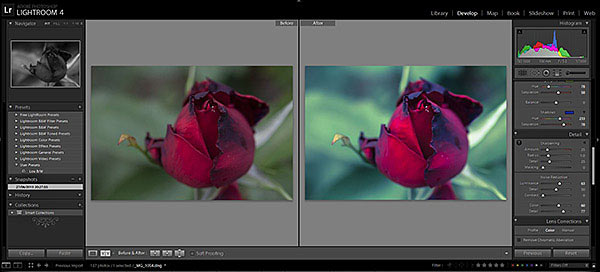 Adobe Lightroom  Workshop